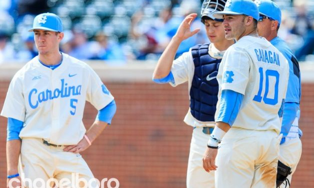 Virginia Walks Over UNC Baseball, Hands Tar Heels Fourth Straight Sunday Loss