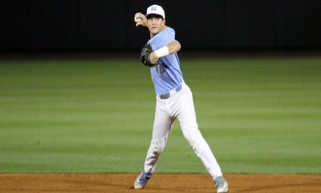 Virginia Cruises to 7-4 Series-Opening Win Over No. 15 UNC Baseball
