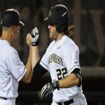 Craig Leads Wake Forest Past Gallen, No. 17 UNC Baseball to Open Series