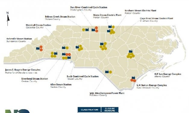 State Environmental Agency Reclassifies Duke Energy Ash Basins