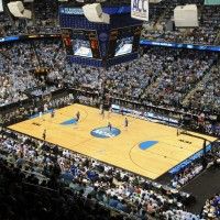 Greensboro Coliseum. Photo via sportplanningguide.com