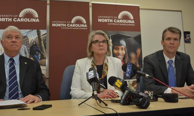 General Assembly Addresses Legislation Important for UNC System