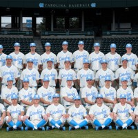 2016 UNC Baseball. Diamond Heels