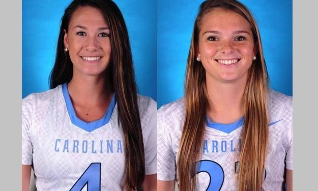 Five Tar Heels Named Women's Lax All-Americans