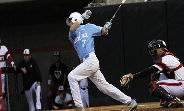 UNC Baseball Lights Up NC State 16-4, Moves Toward Postseason Berth