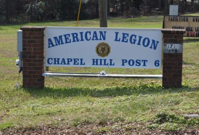 Chapel Hill Town Council to Vote on Offering $7.9 Million for American Legion Property