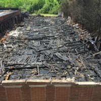 Bellevue Mill Fire