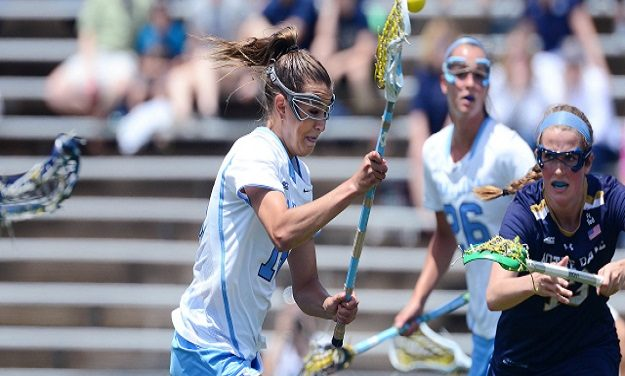 Carly Reed Lifts UNC Women's Lax Past Penn State, Into Title Game