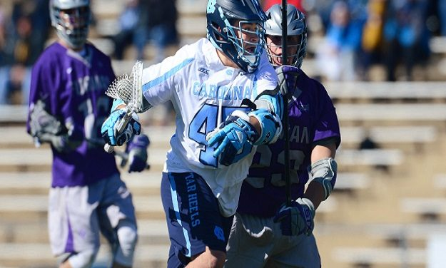 Cloutier Sparks UNC's Win over Loyola, Tar Heels on to NCAA Men's Lacrosse Final