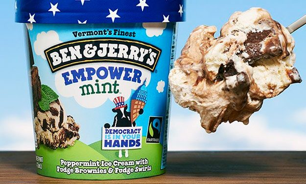 Ben & Jerry's Partners with NC NAACP to Release 'Empower Mint' Ice Cream
