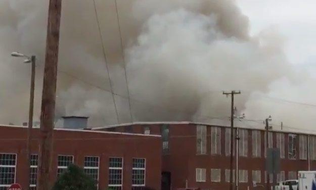 Hillsborough Mayor On The Bellevue Mill Fire