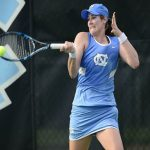 Collins Defeats Hayley Carter in Straight Sets, Ends UNC's Back-to-Back Title Hopes