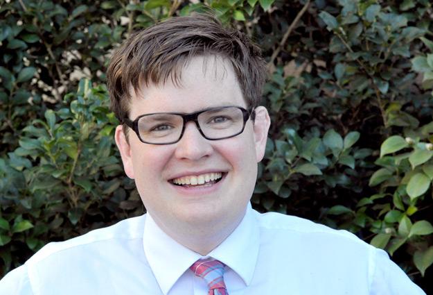 Lee Storrow Chosen for HRC Fellowship