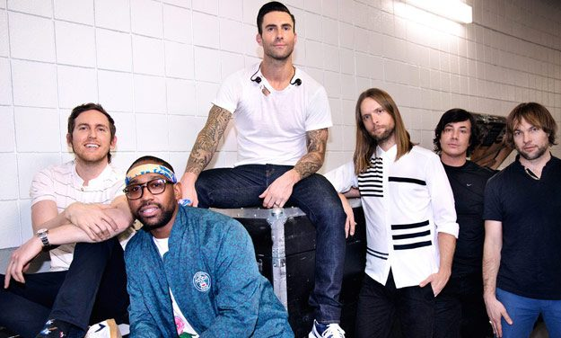Maroon 5 Cancels North Carolina Concerts