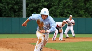 The Wolfpack pitching staff limited UNC's opportunities to get on base, holding the Tar Heels to just six hits. (Joe Bray/ UNC Athletics)
