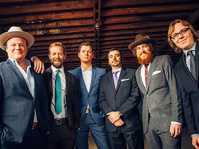 16-17 Steep Canyon Rangers_Thumb