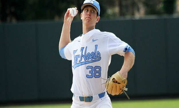 Bukauskas Selected to USA Baseball Collegiate National Team