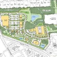 Lloyd Farm proposal. Photo via Town of Carrboro.