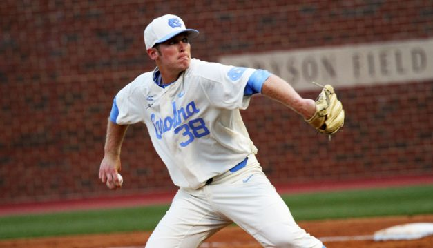 UNC Pitcher Named First-Team All-Region