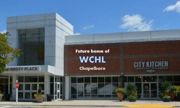 WCHL & Chapelboro Moving to University Place