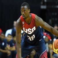 Harrison Barnes will have a chance to prove himself to the world in Rio De Janeiro this summer as a member of Team USA. (Getty Images)