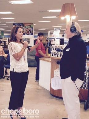 Jennifer Trapani: Durham Habitat Board President