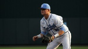 Ryder Ryan was drafted by the Cleveland Indians for the second time in his career after struggling his first two years in Chapel Hill. (UNC Athletics)