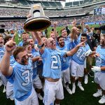 Six UNC Men's Lacrosse Players Named All-Americans