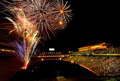 The Kenan Stadium Fourth of July Celebration was the Best Ever