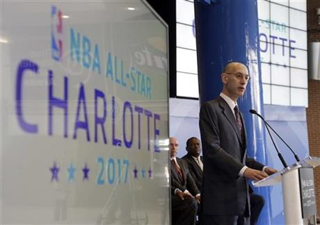 NBA: Charlotte Eligible to Host 2019 All-Star Game