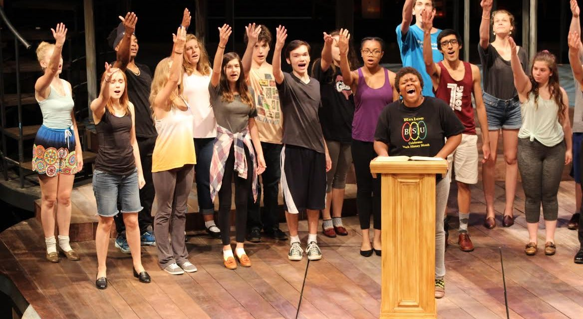 'Violet' Opens At PlayMakers Theater Featuring Local Students