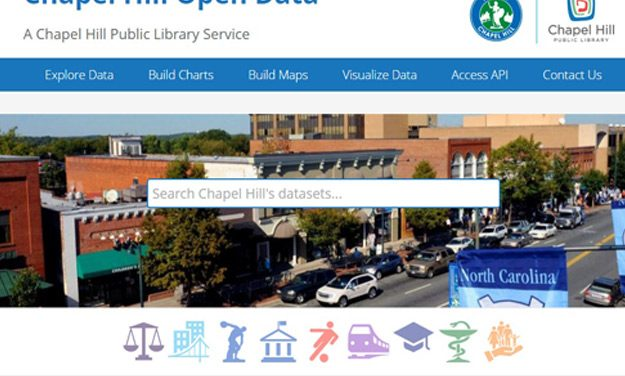 Chapel Hill Launches New Information Service