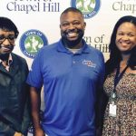 Chapel Hill Employee Receives The Highest Service Award