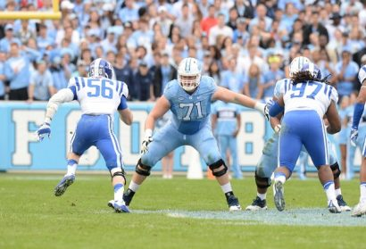 Jon Heck Selected as Candidate for Outland Trophy