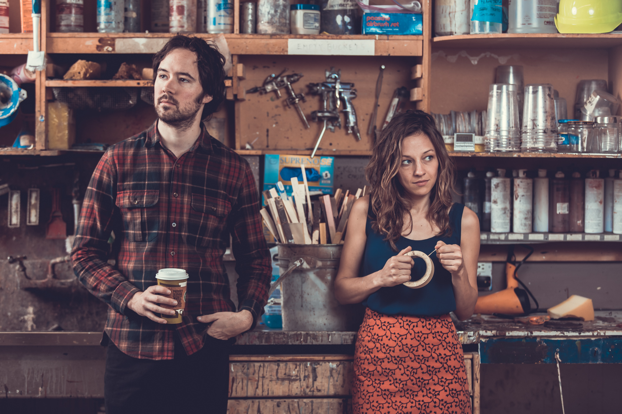 Local Band Mandolin Orange Featured on NBC's 'Today'