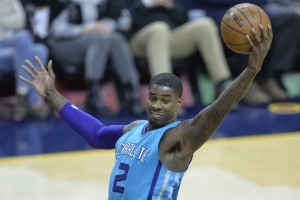 Marvin Williams gave the Hornets a valuable asset with his shooting and rebounding combination as a stretch four. (David Richard- USA Today Sports)