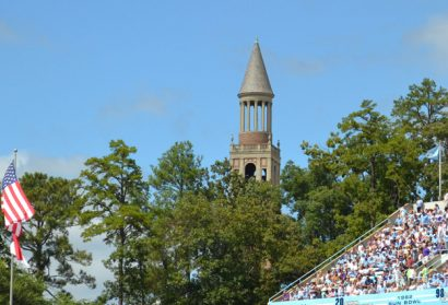 Five from UNC Tennis Earn Academic Honor