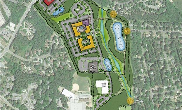 American Legion Development Proposal Set for Chapel Hill Town Council Review