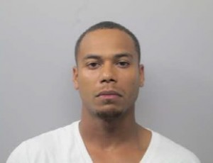 Christian Dominick Lenoir. Photo via Chatham County Sheriff's Office.