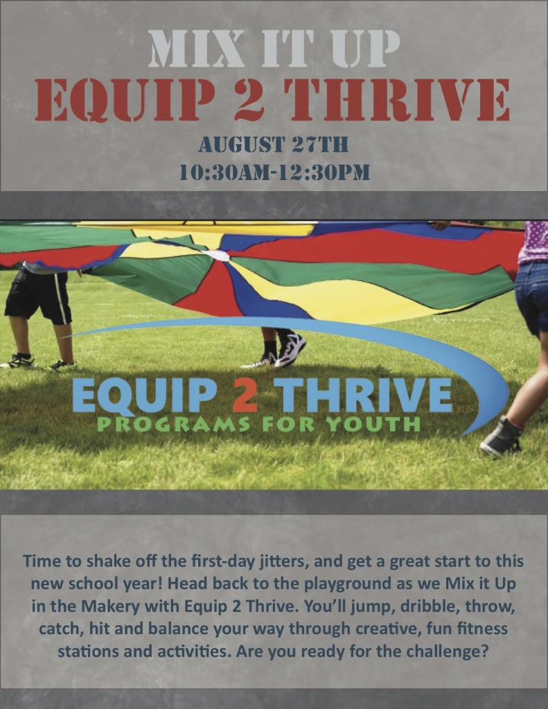 Equip 2 Thrive