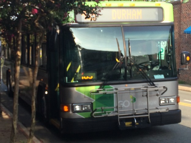 Gotriangle Launches New Carrboro To Durham Route
