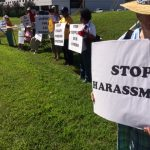 Chapel Hill Residents, NAACP Members Stage Protest Against UPS
