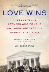 Love Wins, Cover
