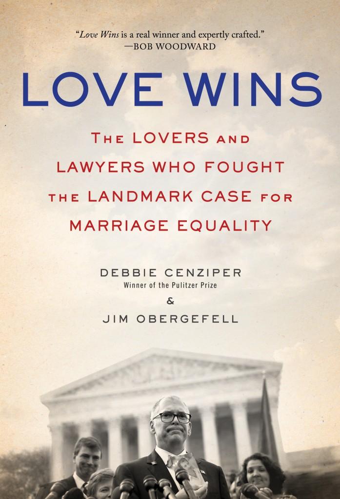 Love Wins, Cover