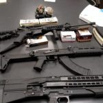 AK-47 and AR-15 Rifles Seized from Pittsboro Home After Drug Search