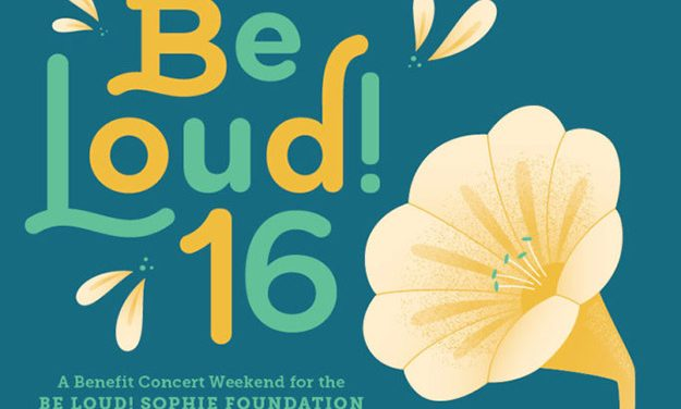 Be Loud! '16 Raises $46,723
