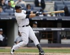 Carlos Beltran with the Yankees