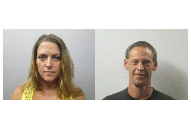 Two Chatham County Residents Arrested in Meth Lab Bust