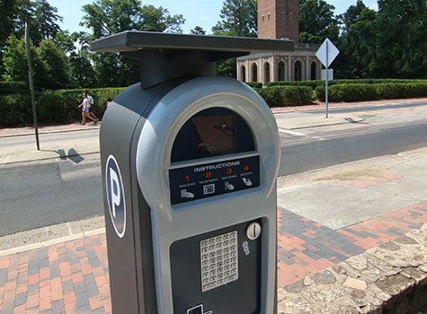 UNC Implements New Paid Weeknight Parking Program