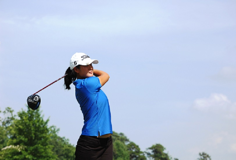 Chapel Hill High Golfer Named All-American and Defends State Title